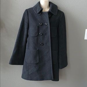J. Crew wool pea  coat